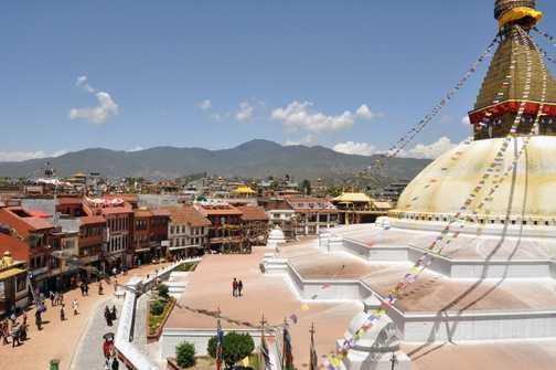 Serene Kathmandu