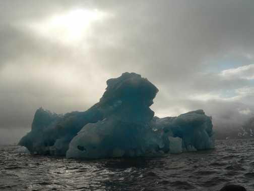 Glacier Iceberg 2