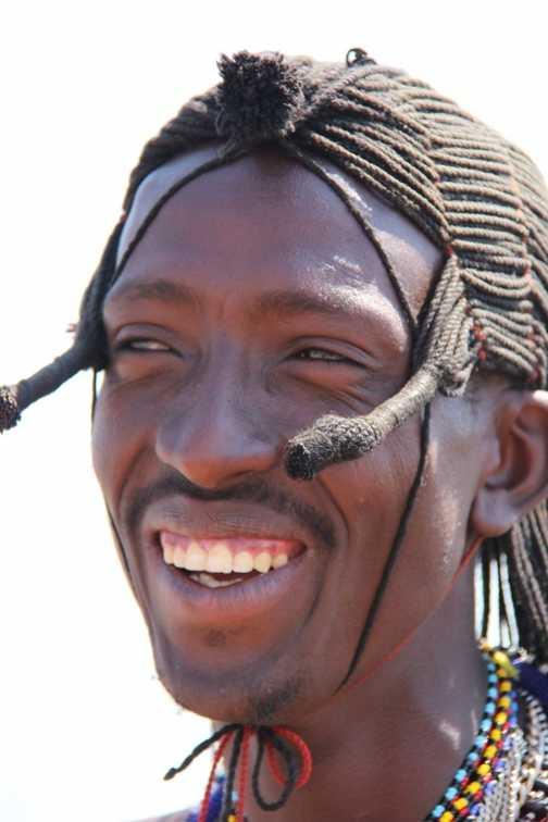 Masai Warrior
