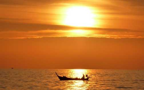Fisherman's sunset 2