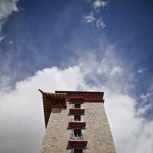 Stunning views from Drepung Monastery
