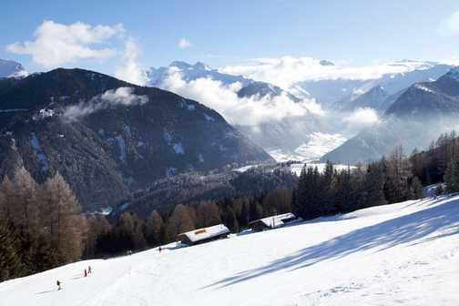Last Day above Steinach