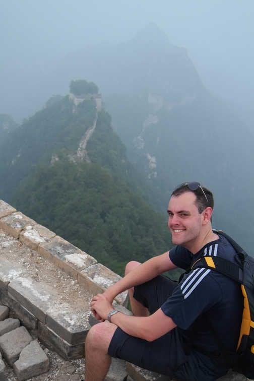 Mutian Yu watchtowers