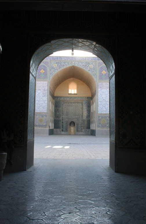 Kerman - Jameh mosque