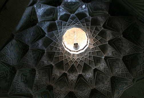 Kerman - Ganj Ali Khan mosque