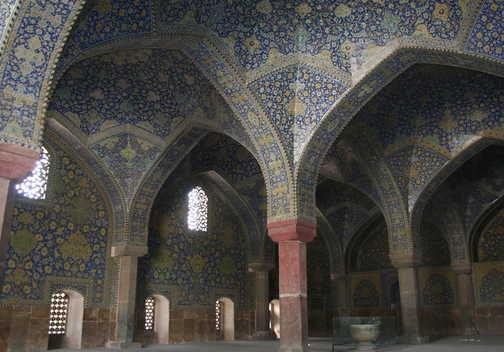 Esfahan - Imam mosque