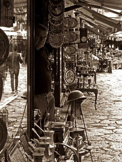 Coppersmiths Street, Sarajevo