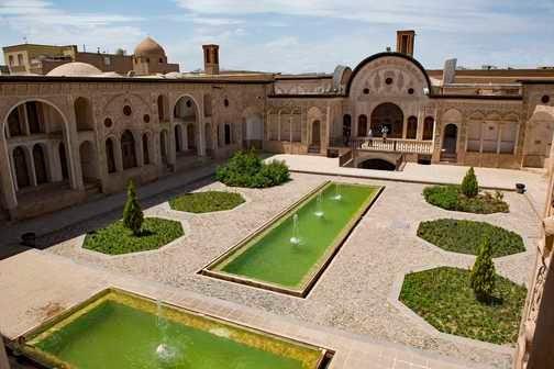 Historic House Kashan