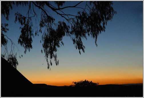 Sungubala Sunrise, Drakensberg Mountains