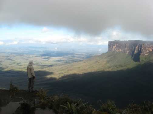 View from Roraima