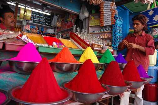 Mysore marketplace