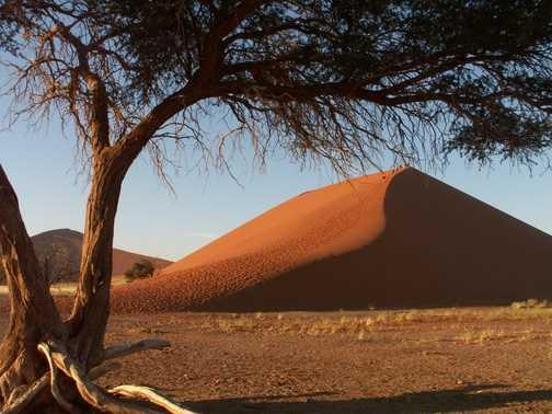 Dune 45 - Sossusvlei