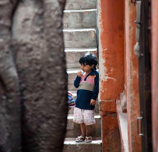 Varanasi Sadhu on the Ghats