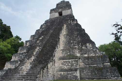 Temple 1 at Tikal
