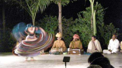 Dancer at Jaipur