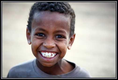 Ethiopian Smile