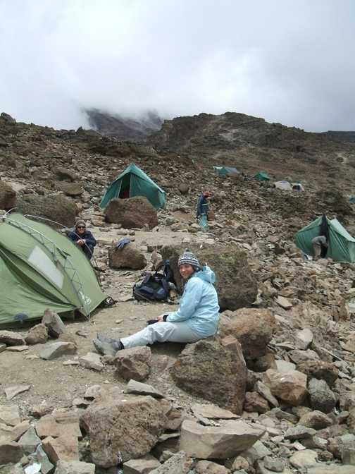barafu 4600m