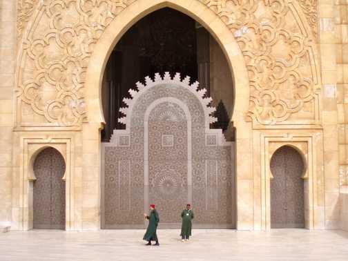 Hassan 11 Mosque, Casablanca