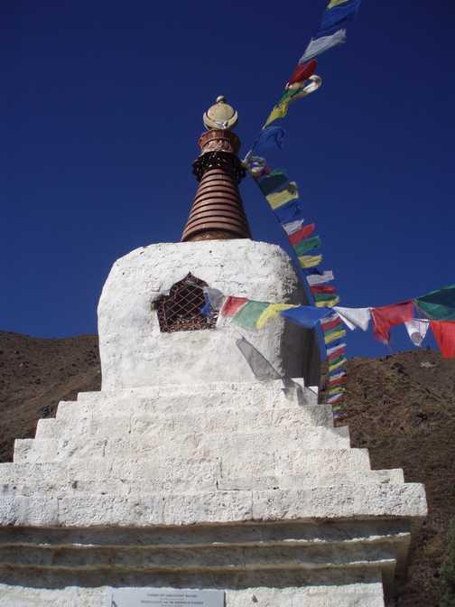 Tensing's memorial for all sherpas