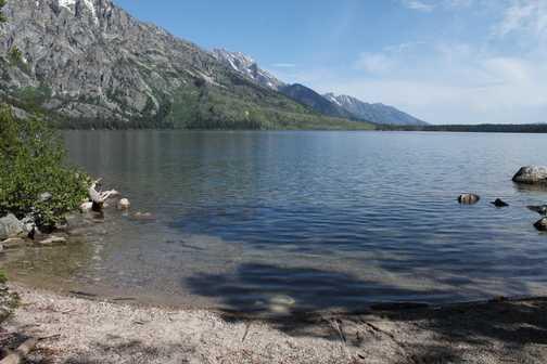 Jenny Lake, Teton NP