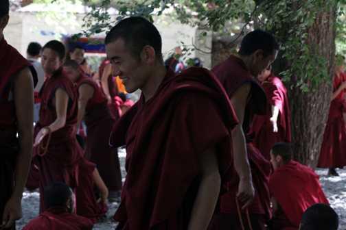 Tibet Tsangpo Valley Samye Monastery