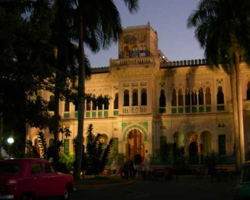 Batista's palatial residence
