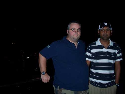 Harjit & Kristian HK 2008