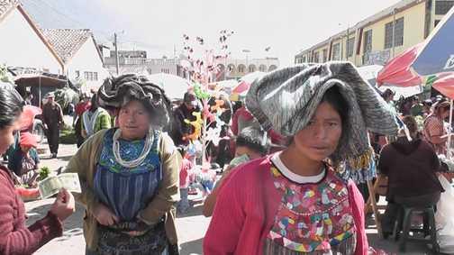 Amolongo market