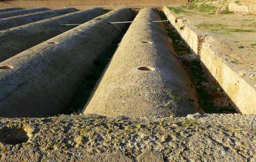 Carthage - Cisterns