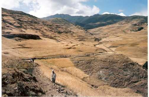 Simien Mountains 2