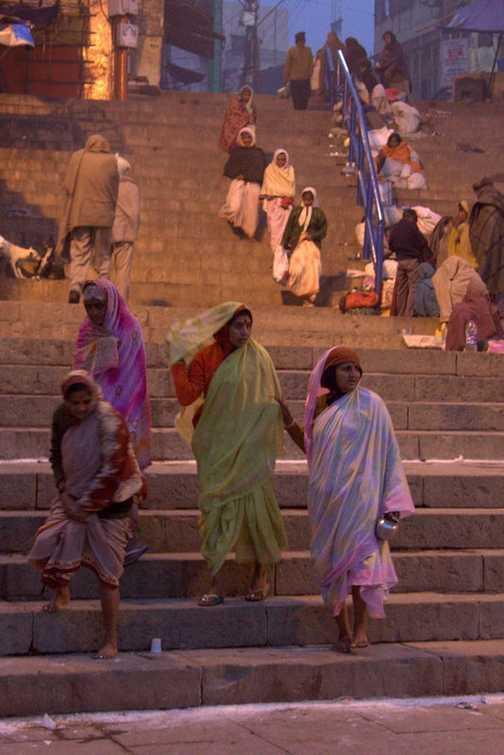 Sadhu at Varanassi