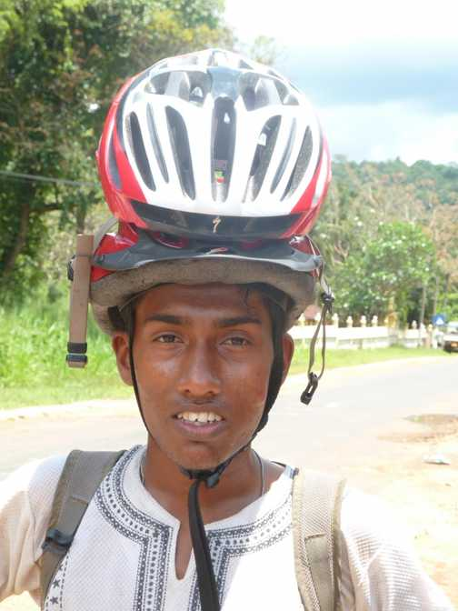 Kasun - assistant bike guide