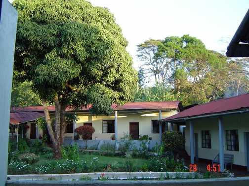 Rear of KIbo Hotel