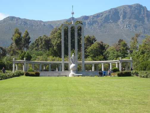 memorial franschoek