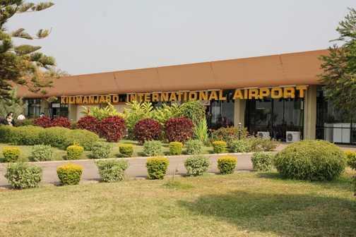 Kili airport