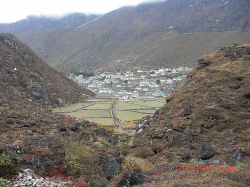 Khumjung Valley