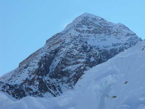 Mt Everest from Kala Pattar