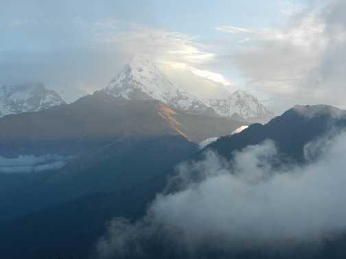 View from Poon Hill 2