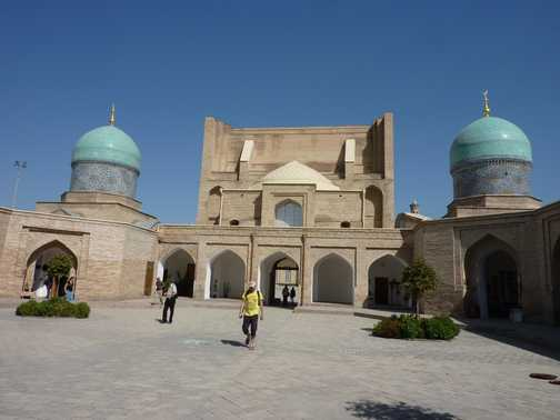 Tashkent Madrassa