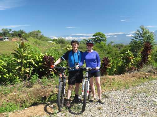 Janet & Pete - highlands