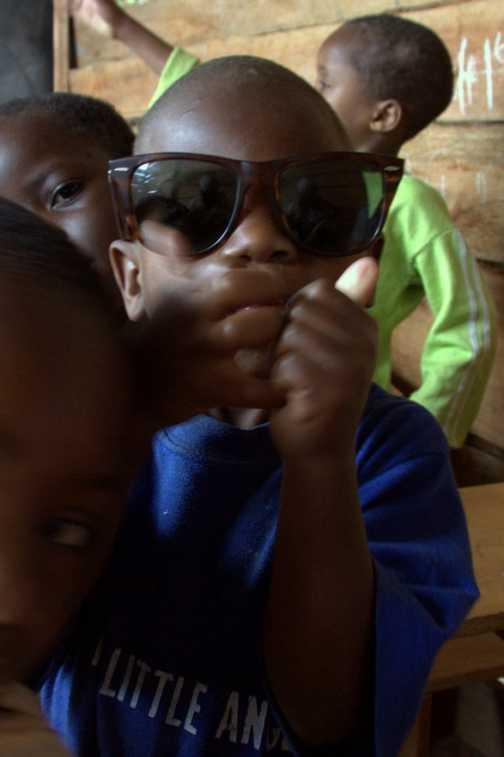 Orphanage Lake Bunyoni