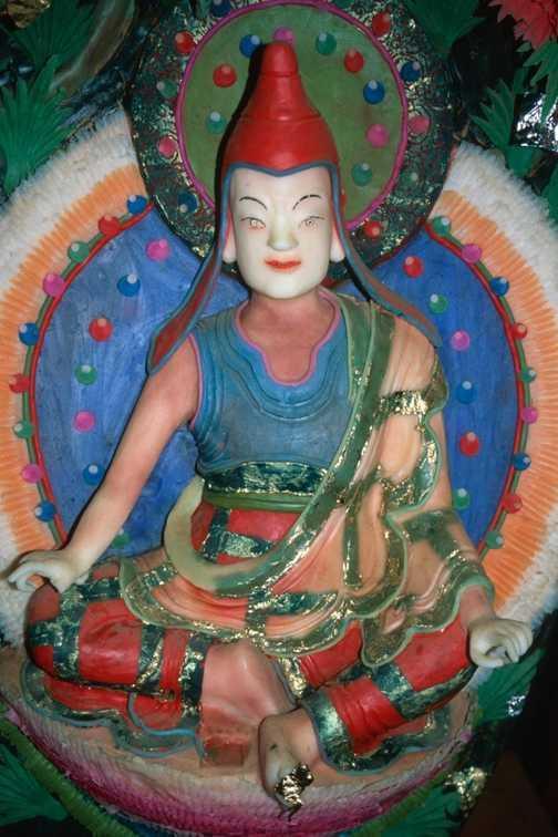 Yak butter Buddha