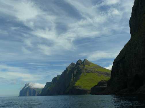 Vestmanna Cliffs Faroes