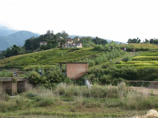 Uphill to Godawari