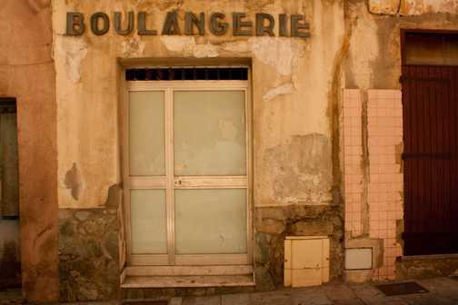 Bastia boulangerie