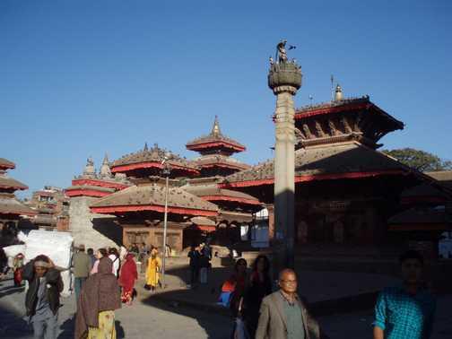 Kathmandu streets