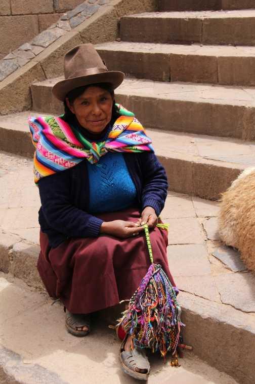 Cusco's central square
