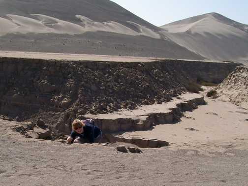 Fault line Peru