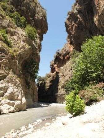 Gulet near Kas