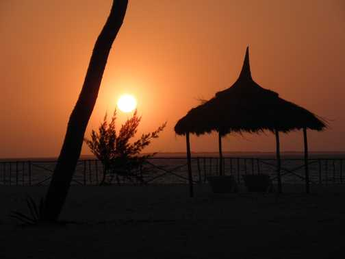 Sunset at Anakao